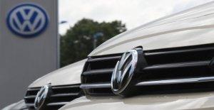 Ein Spion in der Volkswagen -, wurde gefunden, tot in einem ausgebrannten Auto