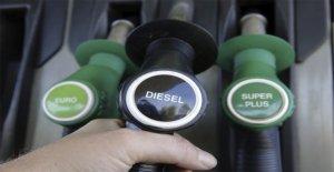 Gas wird am Freitag, bisschen billiger