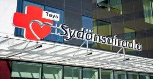 Tampere, die Herz-Krankenhaus, um die weltweit 200 besten Herz-Krankenhaus unter der