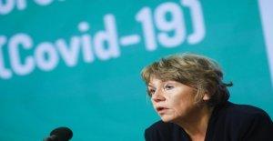 Karine Moykens: diejenigen, Die zurückgekehrt aus dem Ausland, auch überprüft werden