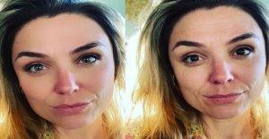 Evi Hanssen ist Startschuss für eine neue Instagram-challenge, Let' s get together for real